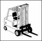 Class 5 - Counterbalanced, Internal Combustion, Pneumatic Tires, Gas, LPG, and Diesel Powered