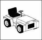 Class 6 - Tow Tractors - Internal Combustion, Gas, LPG, and Diesel Powered