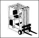 Class 1 - Electric Counterbalanced trucks
